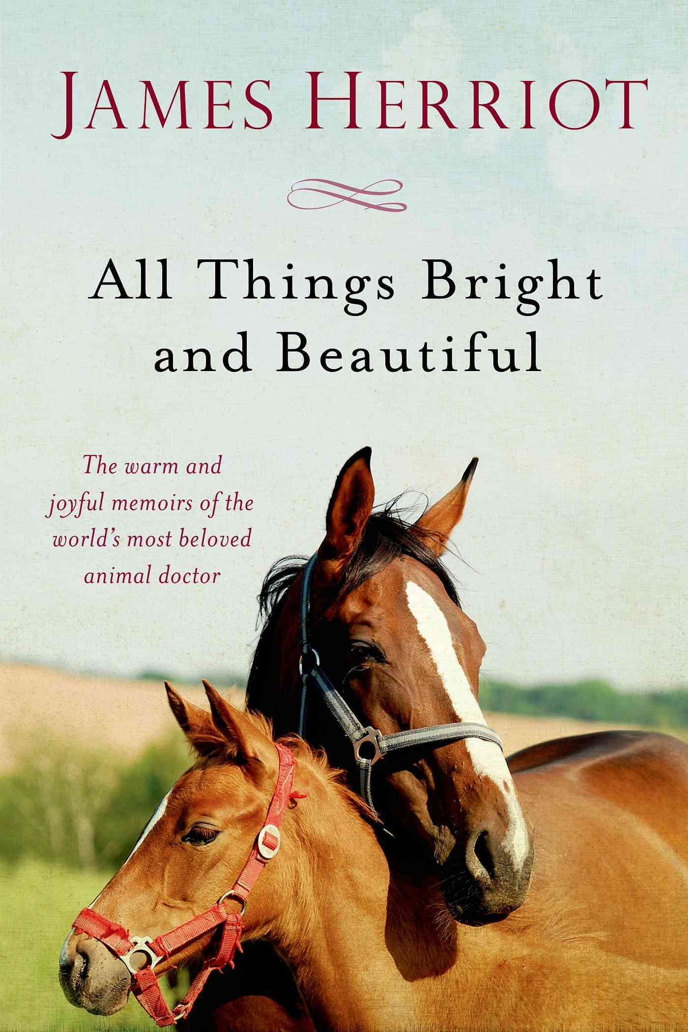 All Things Bright and Beautiful By Herriot, James